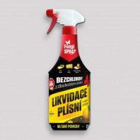 Засіб проти плісняви FungiSPRAY безхлорний з запахом лимона