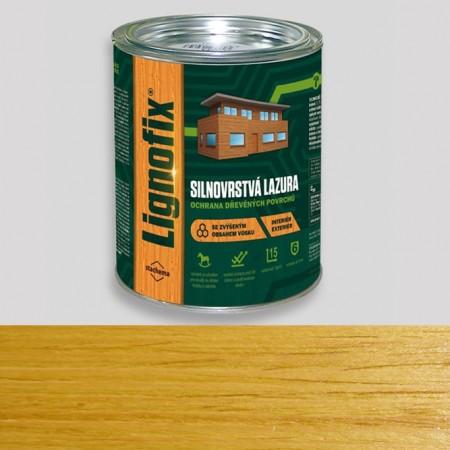 Стійка лазур для дерева Lignofix хемлок