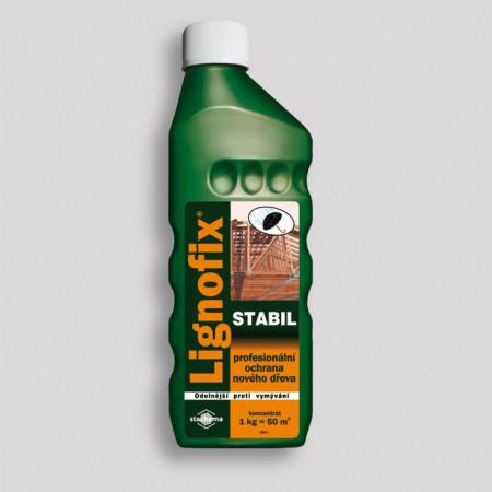 Пропитка для деревини стійка до вимивання Lignofix Stabil