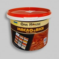 Масло віск для дерева Oak House